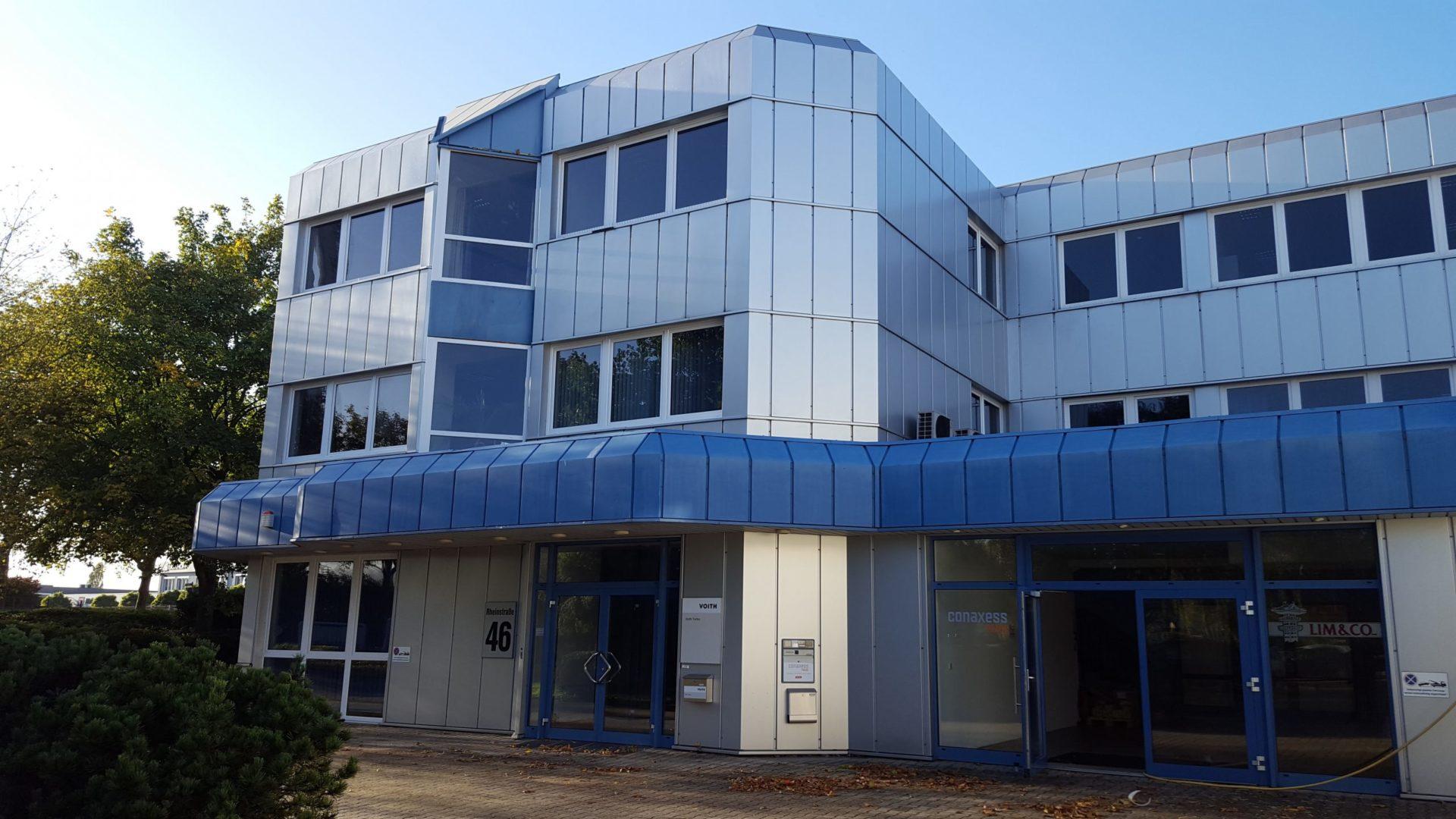 Gebäude-fassade-reinigung