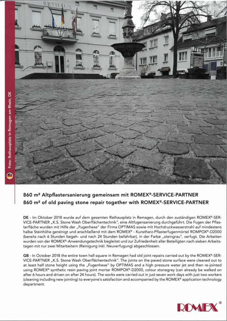 Infoblatt-Romex-Remagen